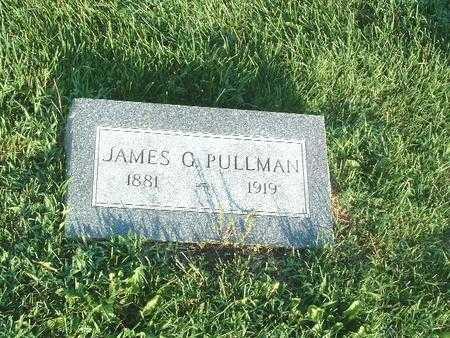 PULLMAN, JAMES - Mills County, Iowa | JAMES PULLMAN