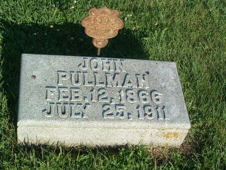 PULLMAN, JOHN - Mills County, Iowa | JOHN PULLMAN
