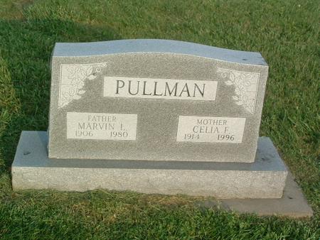 PULLMAN, CELIA F. - Mills County, Iowa | CELIA F. PULLMAN
