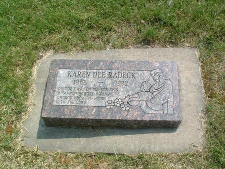 RADECK, KAREN D. - Mills County, Iowa | KAREN D. RADECK