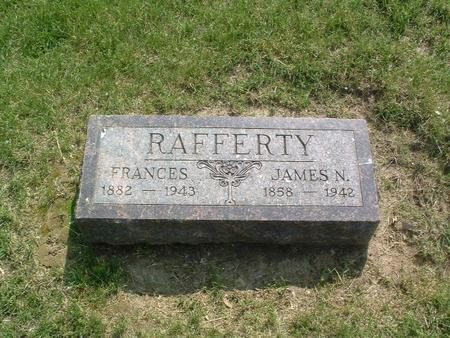 RAFFERTY, JAMES N. - Mills County, Iowa   JAMES N. RAFFERTY