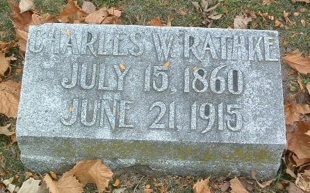 RATHKE, CHARLES W. - Mills County, Iowa | CHARLES W. RATHKE