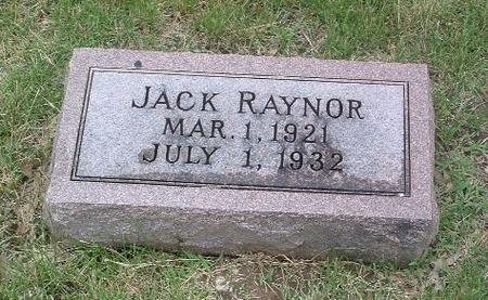 RAYNOR, JACK - Mills County, Iowa | JACK RAYNOR
