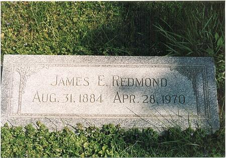 REDMOND, JAMES E - Mills County, Iowa | JAMES E REDMOND