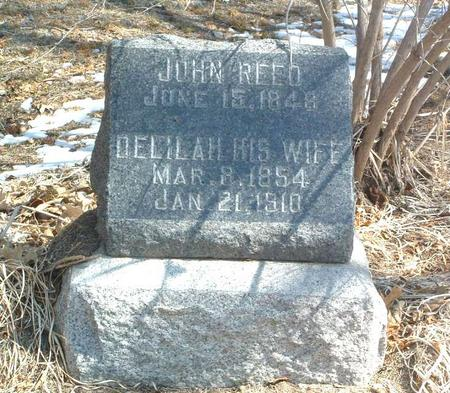 REED, JOHN - Mills County, Iowa | JOHN REED