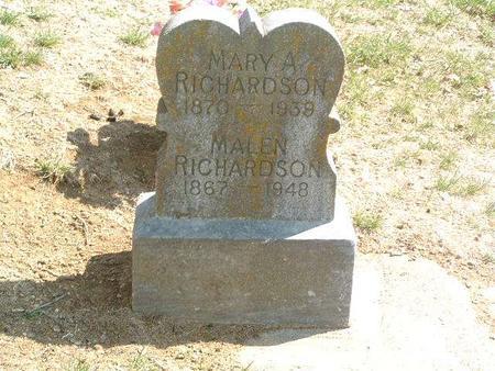 RICHARDSON, MALEN - Mills County, Iowa | MALEN RICHARDSON