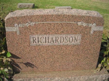 RICHARDSON, PAUL - Mills County, Iowa | PAUL RICHARDSON