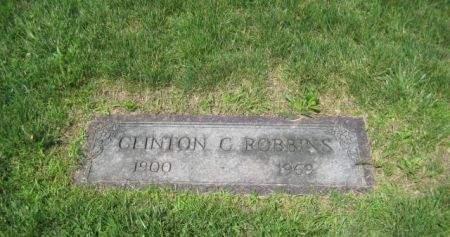 ROBBINS, CLINTON - Mills County, Iowa | CLINTON ROBBINS
