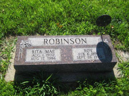 ROBINSON, ROY - Mills County, Iowa | ROY ROBINSON