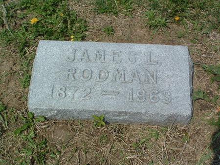 RODMAN, JAMES L. - Mills County, Iowa | JAMES L. RODMAN