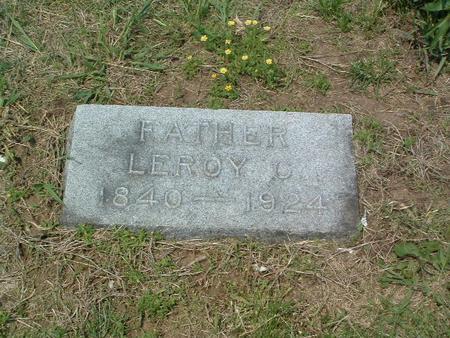 RODMAN, LEROY C. - Mills County, Iowa   LEROY C. RODMAN