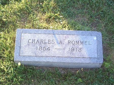 ROMMEL, CHARLES A. - Mills County, Iowa | CHARLES A. ROMMEL