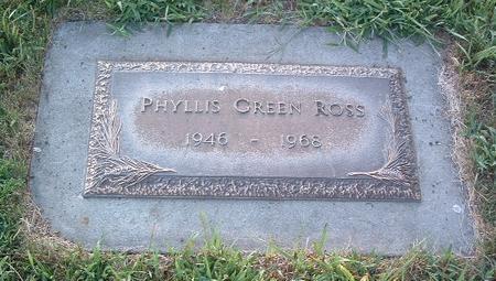 GREEN ROSS, PHYLLIS - Mills County, Iowa | PHYLLIS GREEN ROSS