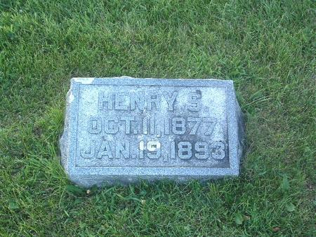 ROUNDS, HENRY S. - Mills County, Iowa | HENRY S. ROUNDS
