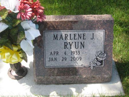 RYUN, MARLENE J. - Mills County, Iowa | MARLENE J. RYUN