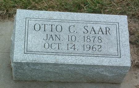 SAAR, OTTO C. - Mills County, Iowa | OTTO C. SAAR
