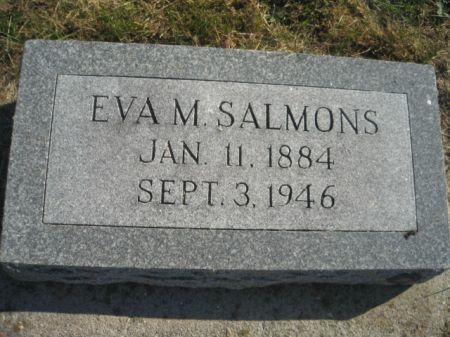 SALMONS, EVA M. - Mills County, Iowa | EVA M. SALMONS
