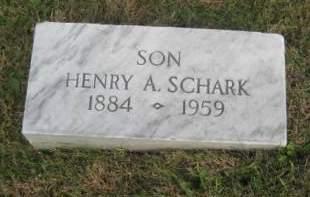 SCHARK, HENRY A. - Mills County, Iowa | HENRY A. SCHARK