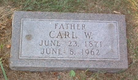 SCHROEDER, CARL W. - Mills County, Iowa | CARL W. SCHROEDER