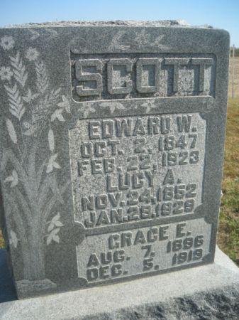 BOWEN SCOTT, LUCINDA ALDINA - Mills County, Iowa | LUCINDA ALDINA BOWEN SCOTT
