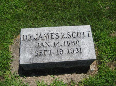 SCOTT, JAMES R. DR. - Mills County, Iowa | JAMES R. DR. SCOTT