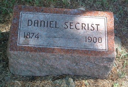 SECRIST, DANIEL - Mills County, Iowa | DANIEL SECRIST