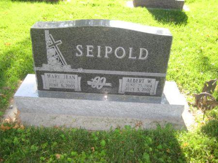 SEIPOLD, MARY JEAN - Mills County, Iowa | MARY JEAN SEIPOLD