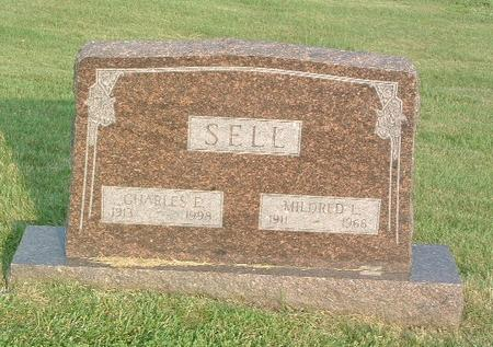 SELL, MILDRED L. - Mills County, Iowa | MILDRED L. SELL