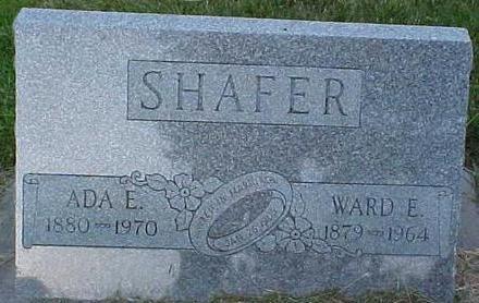 SHAFER, WARD - Mills County, Iowa | WARD SHAFER