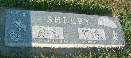 SHELBY, EARL E. - Mills County, Iowa | EARL E. SHELBY