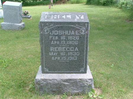 SHELBY, REBECCA - Mills County, Iowa | REBECCA SHELBY