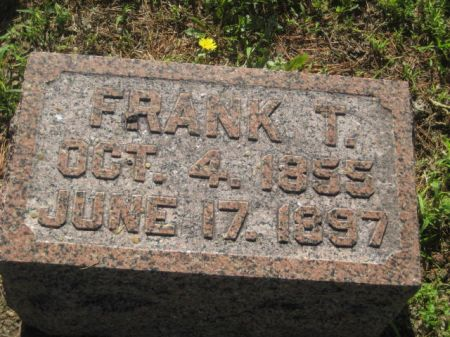 SHELDON, FRANK T. - Mills County, Iowa | FRANK T. SHELDON