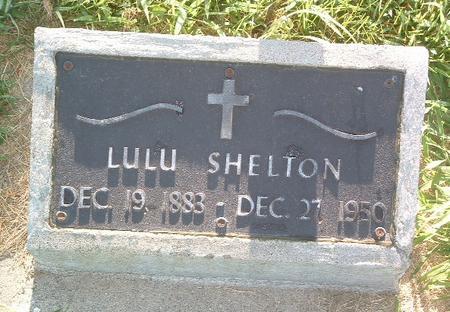 SHELTON, LULU - Mills County, Iowa | LULU SHELTON