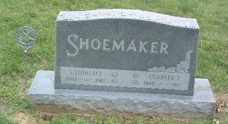 SHOEMAKER, S. FLORENCE - Mills County, Iowa | S. FLORENCE SHOEMAKER