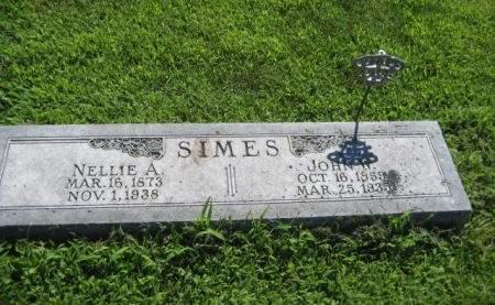 SIMES, JOHN - Mills County, Iowa | JOHN SIMES