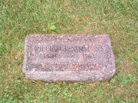 SIMMONS, WILLIAM - Mills County, Iowa | WILLIAM SIMMONS