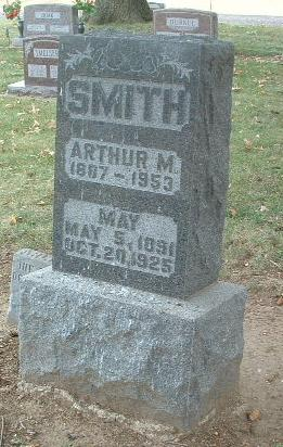 SMITH, ARTHUR M. - Mills County, Iowa | ARTHUR M. SMITH