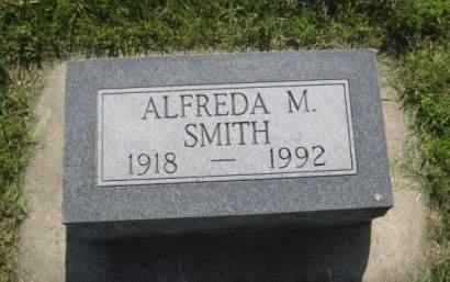 SMITH, ALFREDA M. - Mills County, Iowa | ALFREDA M. SMITH