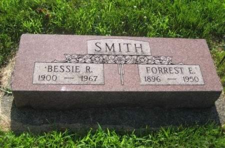 SMITH, FORREST E. - Mills County, Iowa   FORREST E. SMITH