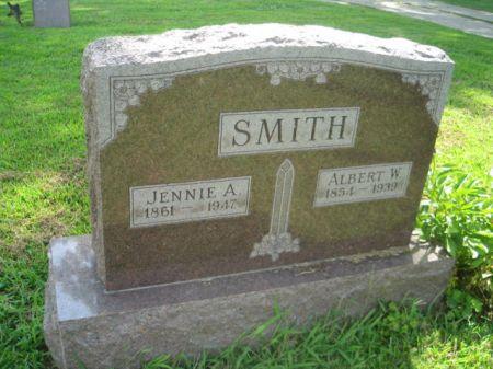 SMITH, JENNIE A. - Mills County, Iowa | JENNIE A. SMITH