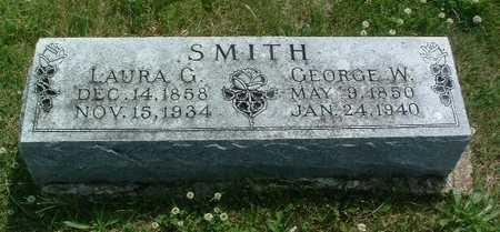 SMITH, LAURA G. - Mills County, Iowa | LAURA G. SMITH