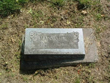 SMITH, MARY - Mills County, Iowa | MARY SMITH