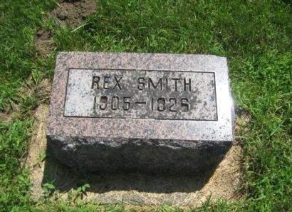 SMITH, REX - Mills County, Iowa | REX SMITH