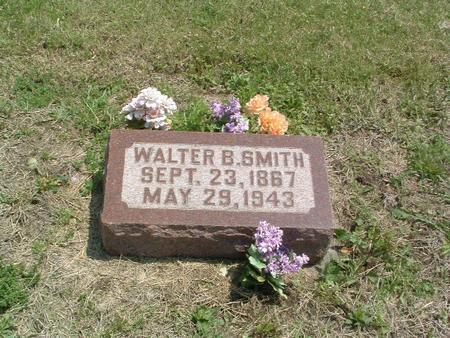 SMITH, WALTER B. - Mills County, Iowa   WALTER B. SMITH