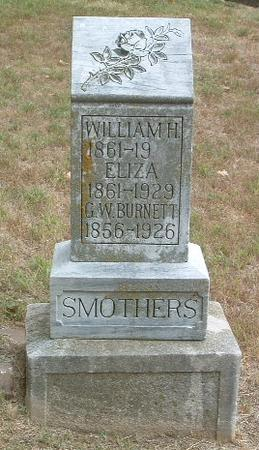 SMOTHERS, WILLIAM H. - Mills County, Iowa | WILLIAM H. SMOTHERS
