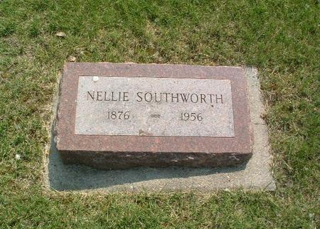 SOUTHWORTH, NELLIE - Mills County, Iowa | NELLIE SOUTHWORTH