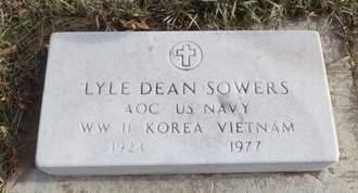 SOWERS, LYLE DEAN - Mills County, Iowa | LYLE DEAN SOWERS