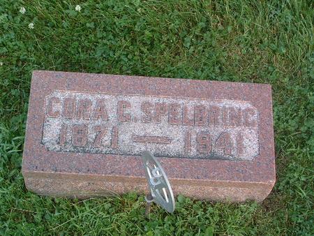 SPELBRING, CORA - Mills County, Iowa | CORA SPELBRING