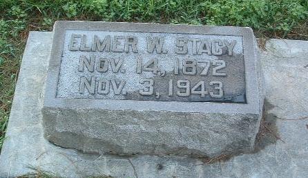 STACY, ELMER W. - Mills County, Iowa   ELMER W. STACY
