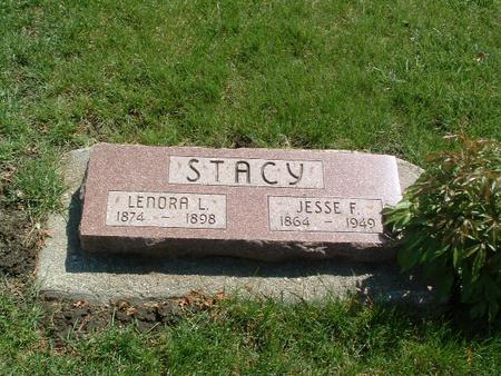 STACY, LENORA L. - Mills County, Iowa | LENORA L. STACY